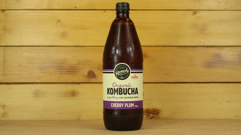 Cherry Plum Organic Kombucha 330ml
