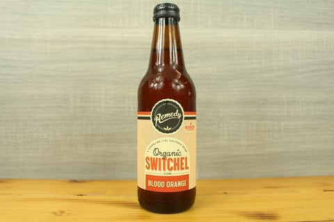 Cherry Plum Organic Kombucha 750ml