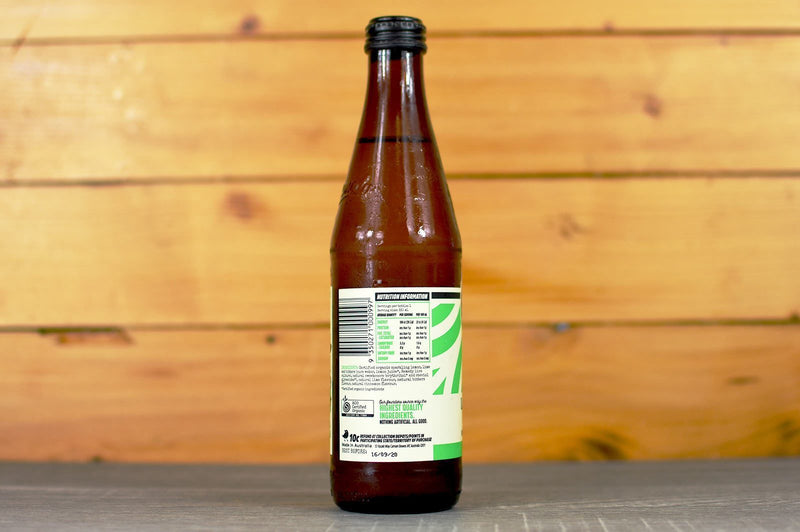 Remedy Lemon Lime & Bitters Live Cultured Soda 330ml Drinks > Soft Drinks & Mixers