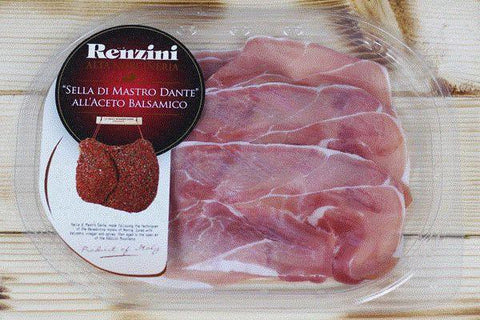Calabrese Sliced Salami Hot 100g
