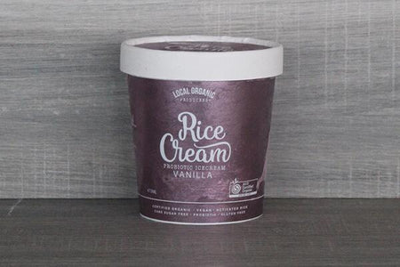 Rice Cream Vanilla 473ml Freezer > Ice Cream