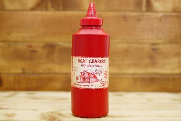 Riverina Grove Goat Chasers Sauce 500ml Pantry > Condiments