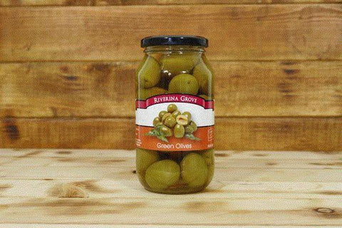 Garlic Olives 325g