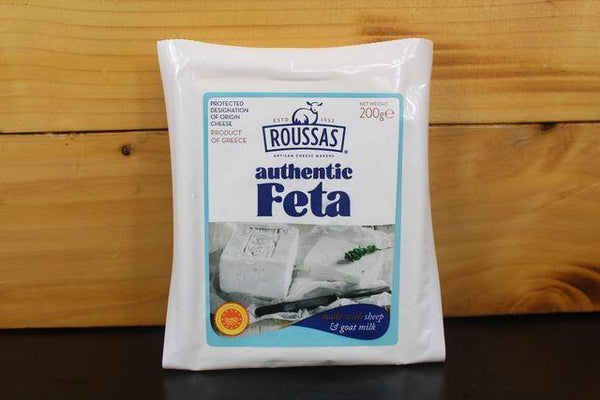 Roussas Roussas Authentic Greek Fetta 200g Dairy & Eggs > Cheese