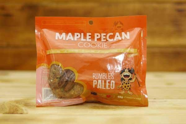 Rumbles Paleo Maple Pecan Cookie 60g Pantry > Cookies, Chips & Snacks