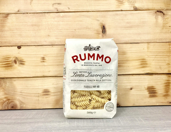 Rummo Fusilli N48 500g Pantry > Fresh Pasta & Noodles