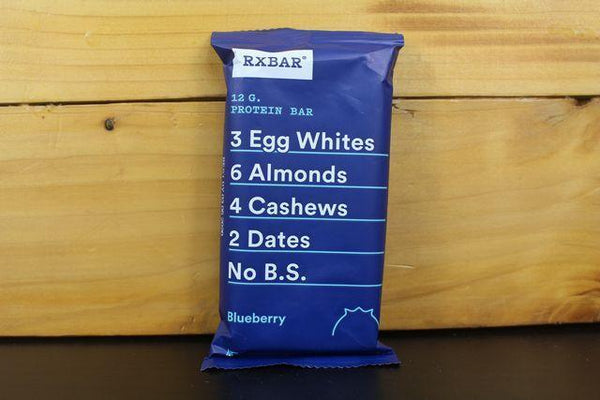 RX Blueberry Protein Bar 52g Pantry > Granola, Cereal, Oats & Bars