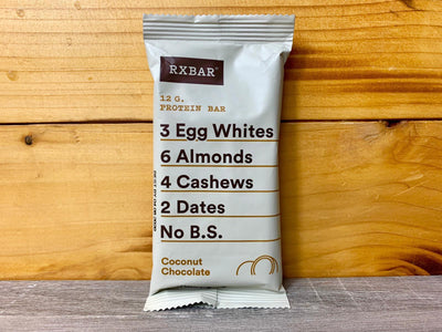 RX Coconut Chocolate Protein Bar 52g Pantry > Granola, Cereal, Oats & Bars
