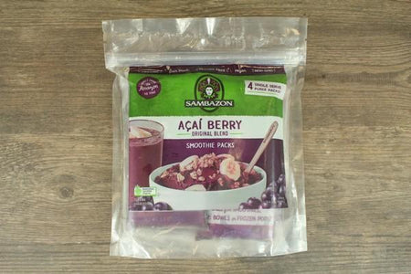 Sambazon Sambazon Superfruit Packs - Original Freezer > Acai