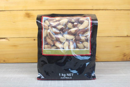 Santos Brazil Nuts 1kg Pantry > Dried Fruit & Nuts