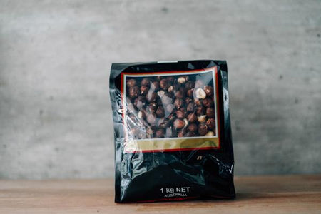 Santos Dry Roasted Hazelnuts 1kg Pantry > Dried Fruit & Nuts