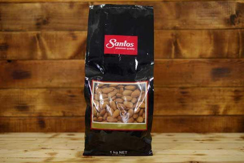 Natural Almonds 180g