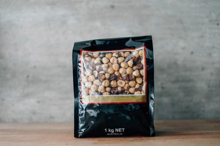 Santos Natural Hazelnuts 1kg Pantry > Dried Fruit & Nuts