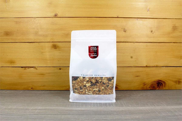 Santos Santos Honey Toasted Muesli 500g Pantry > Granola, Cereal, Oats & Bars