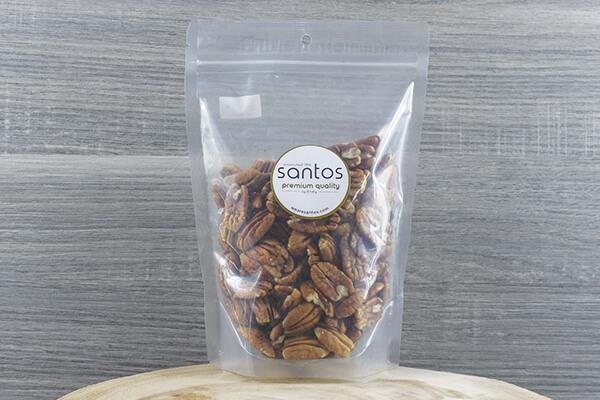 Santos Santos Pecan Halves 300g Pantry > Dried Fruit & Nuts