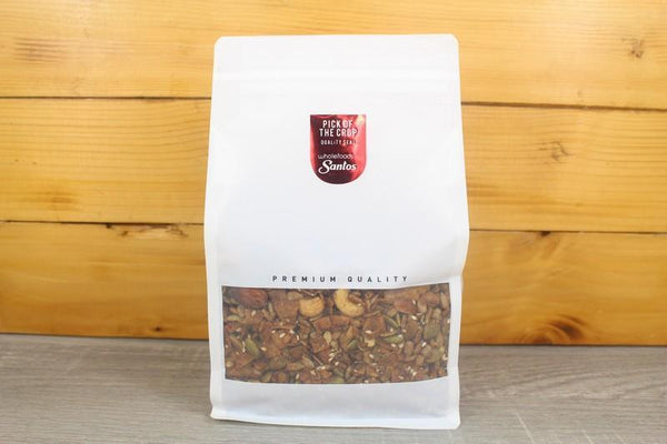 Santos Superfood Granola 500g Pantry > Granola, Cereal, Oats & Bars