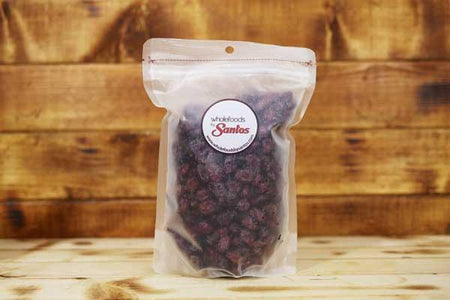 Santos Whole Cranberries 500g Pantry > Dried Fruit & Nuts
