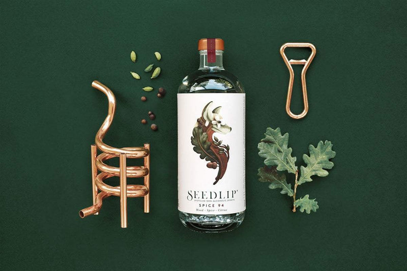 Seedlip Spice 94 (70cl) Alcohol > Spirits