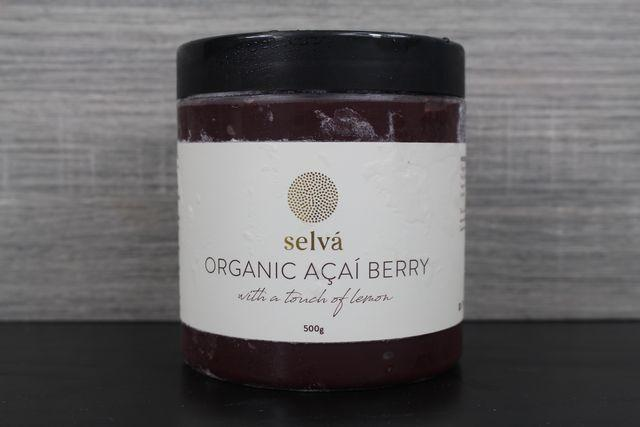Selva Organic Acai Tub 500ml* Freezer > Acai