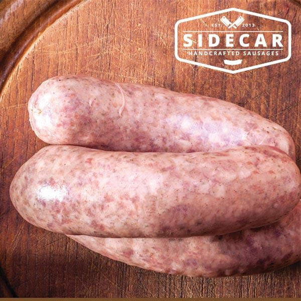 Sidecar Australian Barbecue Snags Sausage 500g Meat > Sausage