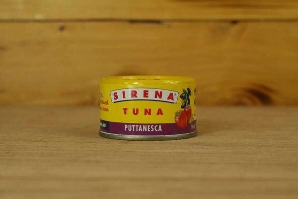 Sirena Tuna Sirena Tuna Puttanesca 95g Pantry > Canned Goods