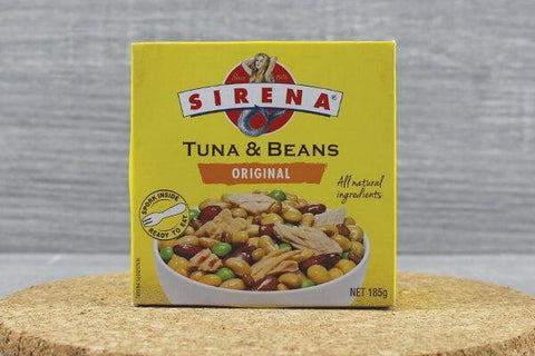 Sirena Tuna & Beans Mexican Style 185g