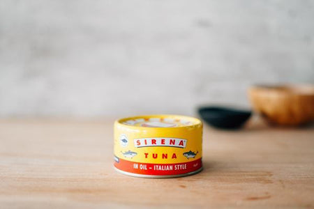 Sirena Tuna Tuna Classic Style Tuna in Oil 185g Pantry > Canned Goods