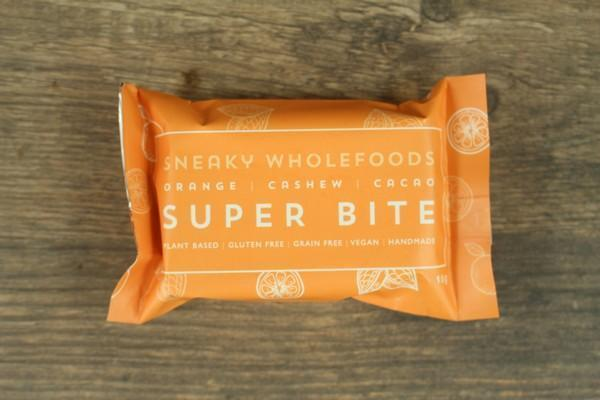 Sneaky Wholefoods Orange Cashew Cacao Superbite Pantry > Granola, Cereal, Oats & Bars