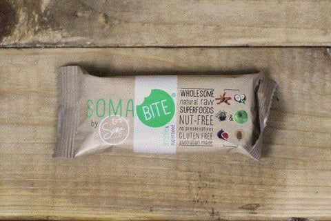 Organic Apple & Sultana Fruit Bar 40g