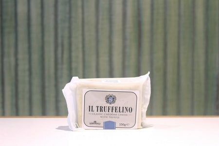 Somerdale Il Truffelino Classic Cheddar with Truffle 150g Dairy & Eggs > Cheese