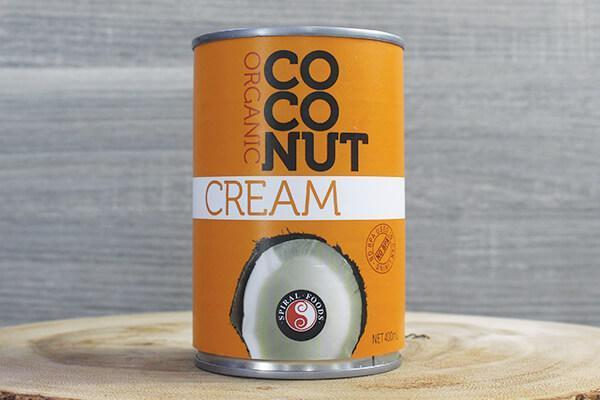 Spiral Coconut Cream ORG 400ml Pantry > Baking & Cooking Ingredients