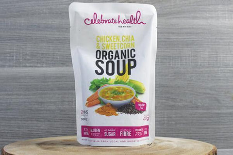 Organic Chicken Stock 500ml