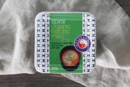 Spiral Miso Hatcho Organic 300g Pantry > Broths, Soups & Stocks