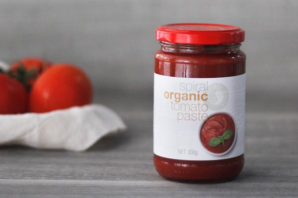 Spiral Organic Tomato Paste 300g Pantry > Canned Goods