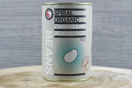 Spiral SP Borlotti Beans Org 400g Pantry > Canned Goods