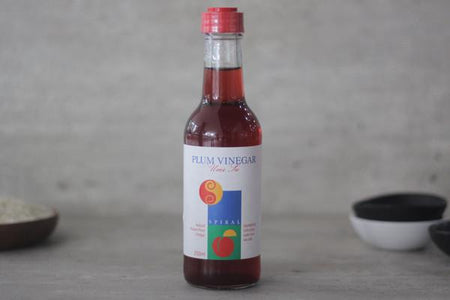Spiral Umeboshi Plum Vinegar 250 ml Pantry > Condiments