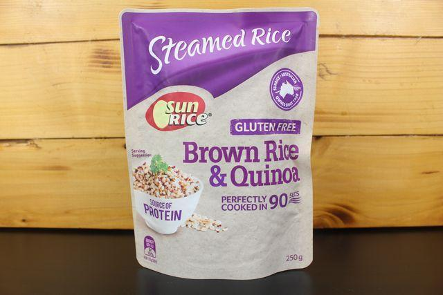 Sunrice Sunrice Rice with Quinoa 250g Pantry > Grains, Rice & Beans