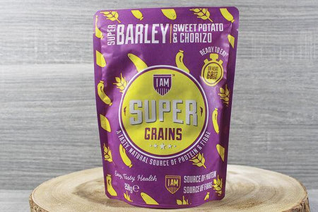 Supergrains Supergrains Barley Sw/Pot & Chorizo 250g To Go > Ready to eat