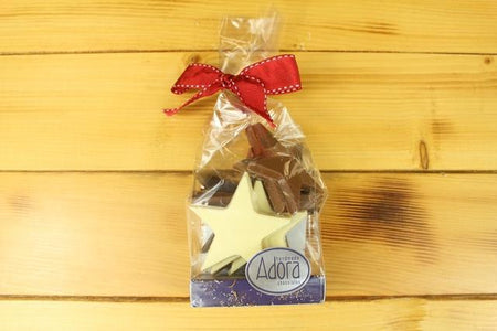 Sweetness The Patisserie Chocolate Stars In Cello Bag 120g Pantry > Confectionery