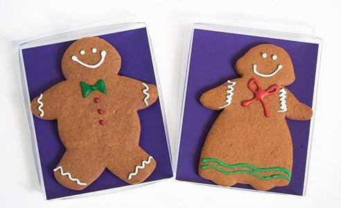 Sweetness The Patisserie Sweetness The Patisserie Gingerbread Boy 75g Pantry > Confectionery