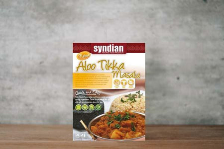 Syndian Aloo Tikka Masala 400g Freezer > Meat Alternatives