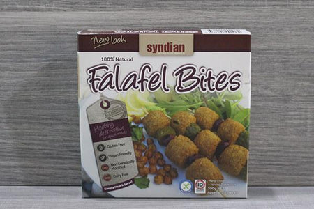 Syndian Original Falafel Bites 300g Freezer > Meat Alternatives