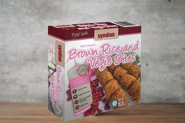 Syndian Original Vegie Bites 250g Freezer > Meat Alternatives