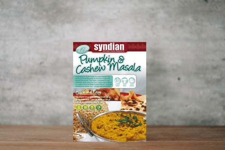 Syndian Pumpkin & Cashew Masala 400g Freezer > Meat Alternatives