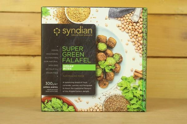 Syndian Supergreen Falafel Bites 300g Freezer > Meat Alternatives