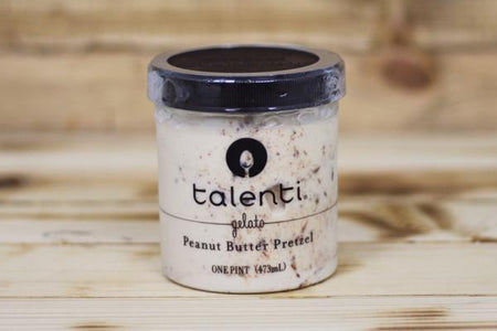 Talenti Peanut Butter Pretzel Gelato 16oz* Freezer > Ice Cream