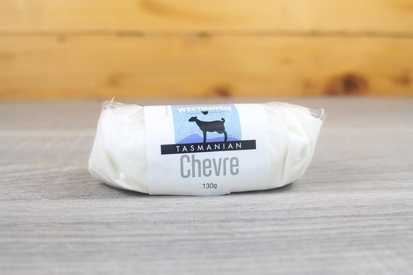 Tasmania's Westhaven Goat Milk Natural Chevre Cheese 130g Dairy & Eggs > Cheese