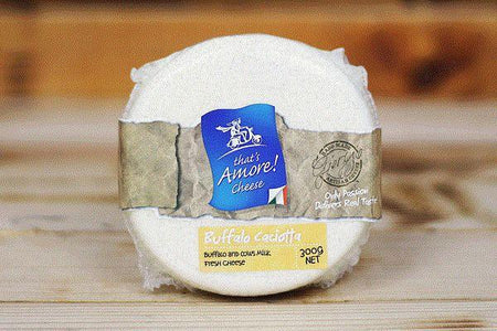 That's Amore Cheese Buffalo Caciotta 300g Dairy & Eggs > Cheese