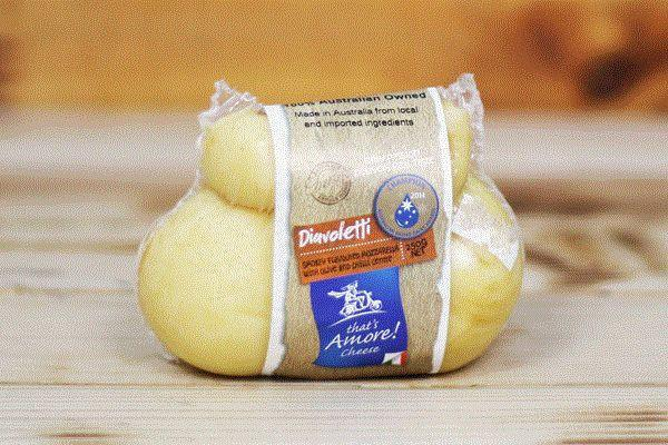 That's Amore Cheese Diavoletti (2 x 125g) Dairy & Eggs > Cheese