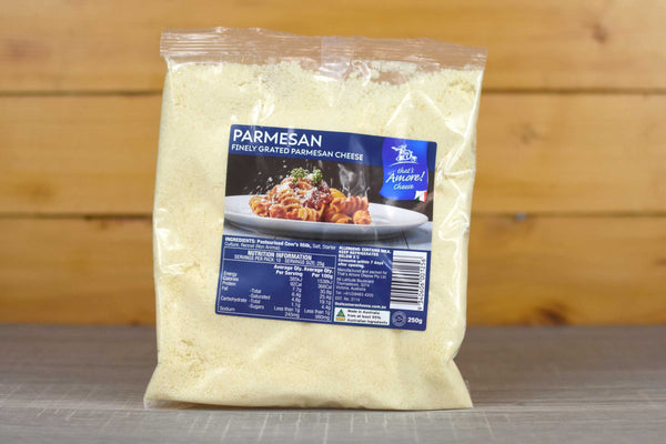 That's Amore Cheese Grated Parmesan 250g Dairy & Eggs > Cheese